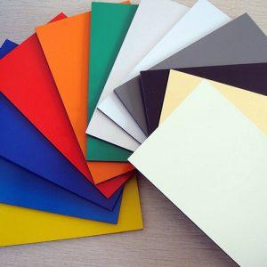 ورق رنگی آلومینیوم چیست ؟