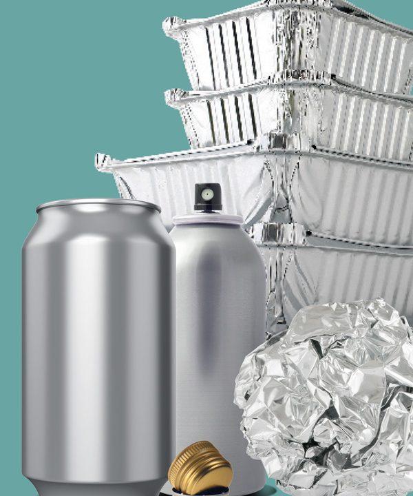 بازیافت آلومینیوم